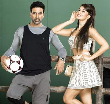 Akshay gets a double role in Housefull 3