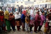 61% polling recorded in the UP elections phase 4