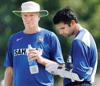 First Chappell, now Sreesanth... Ganguly's heart goes out to Dravid