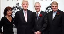 Republican Party seeks details of Clinton links to Ireland
