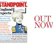 The September Issue of Standpoint is out now