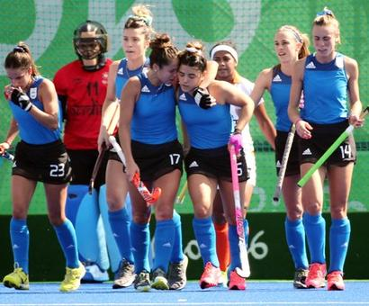 Women's Hockey: India lose 0-5 to Argentina, finish last in pool