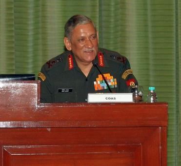 Strengthen Indian Army's strong image: Gen Rawat to top commanders