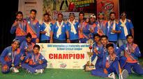 Balbhawan win Inter-school Cup