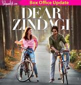 Dear Zindagi box office collection day 4: Alia Bhatt and Shah Rukh Khan's film earns Rs 27.45 crore overseas