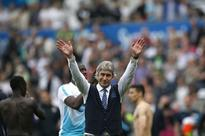 Manuel Pellegrini 'sure that Pep Guardiola will be a very successful manager' at Manchester City