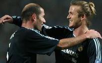 Be patient with Zidane: Beckham to Real