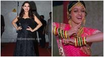 Madhuri Dixit Nene to dance on a famous Sridevi number
