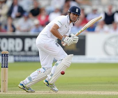 Cook set to break Tendulkar's record
