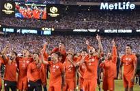 Chile stun Argentina to win Copa America Centenario (AFP)