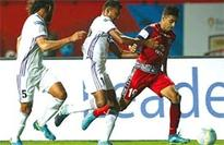 Pune City hand Jamshedpur first defeat