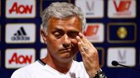 Mourinho admits title might be out of reach for Manchester United