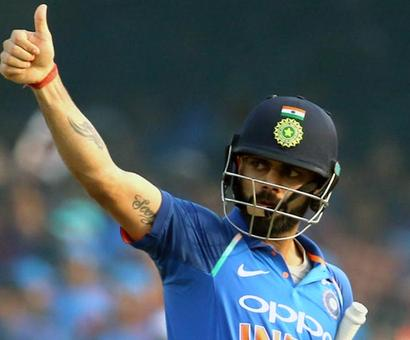'Kohli has every chance to go past Tendulkar's 100 tons'