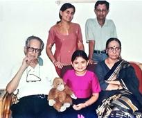 R.K.Laxman: Pride of the Family -- My Father