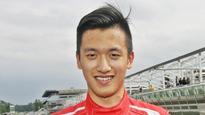 Ferrari's rising star Guanyu Zhou to race in Toyota Racing Series at Teretonga