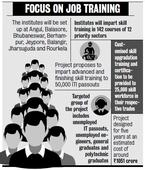 Institute Boost for Skilled Manpower