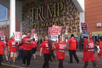 Trump Taj Mahal Workers Strike Goes On Despite Latest Management Offer