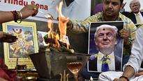 Watch: Hindu Sena revel in anti-Muslim bigotry at havan for Trump