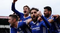 Premier League: Gary Cahill's late winner helps Chelsea extend lead at top