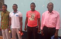 Akua Donkor Robbers Caged