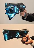 Realistic Dominator gun from anime 'Psycho-Pass' to go on sale