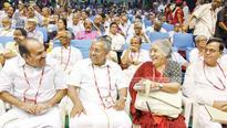 Pinarayi Vijayan steals the show at Party Congress