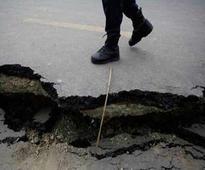 5.9-magnitude quake jolts Indonesia's Sumatra island