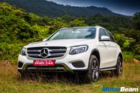 Mercedes GLC CKD Launched, Priced From Rs. 47.90 Lakhs