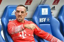 Bayern extend Ribery's contract