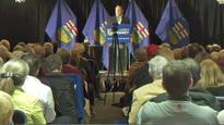 Standing room only at Jason Kenney's Calgary town hall meeting
