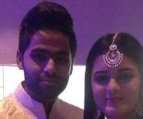 IN PICS: KKR cricketer Suryakumar Yadav gets engaged