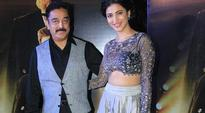 Kamal Hassan's next film to see his daughter in action