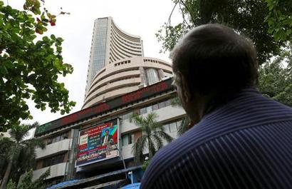 Markets end near two-year low on PSU banks woes
