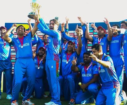 World Cup qualifier: Afghanistan thrash Windies to win final