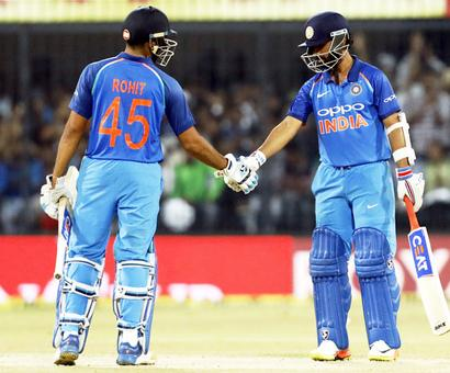 PHOTOS: Clinical India overpower Aus in Indore to clinch series 3-0