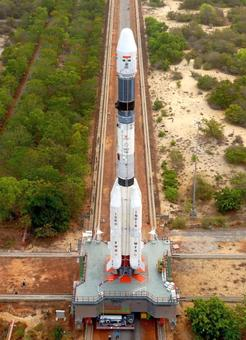 ISRO all set to launch South Asian satellite today