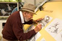 The 100-year-old man who lives in the future