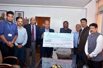 Rs.3.5 crore contributed by IIFCL for Cancer Treatment