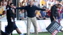 Newport's Feeney thwarted in Guardiola bid