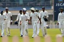 Jharkhand close in on victory
