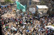 Five killed, three injured as building collapses in south Mumbai
