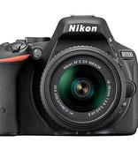 Nikon D5500 comes with in-built Wi-Fi