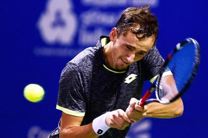 Agut to face Medvedev in Chennai Open final