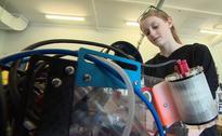 Cygnus the robot to take Bedford students to NASA