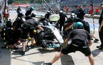 Nico Rosberg tops both Austrian GP practice sessions
