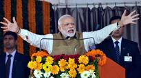 Modi to address four public meetings in Gujarat
