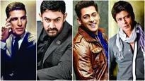 Shah Rukh, Hrithik, Ajay, Akshay, Anushka, Salman, Jacqueline, Priyanka: Here's how B-Town's ringing in New Year!