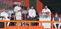 Sonowal sworn in as chief minister of Assam