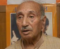 Bharatiya Jana Sangh's co founder Balraj Madhok passes away