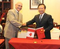 CNSC signs nuclear agreement with China